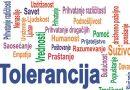 Пројекат поводом Недеље толеранције-Прихвати различитост!